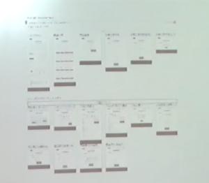 開発用プレビューを使うと全ページの一覧が見えるという図